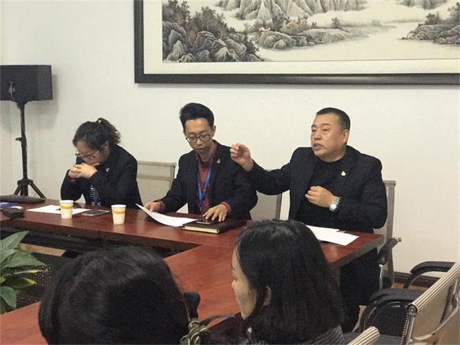 创新在路上,谁与争锋---辽联集团新员工入职培训讲师竞聘会 分公司新闻 第5张
