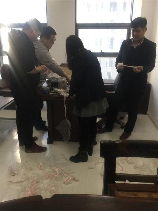 """辽联新闻""""新环境,新气象"""" 分公司新闻 第4张"""