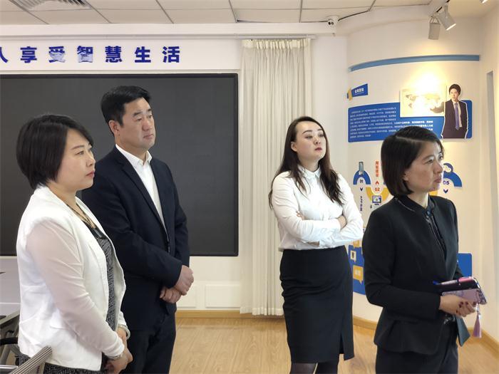 中国文旅产业研究院赵伊副院长一行莅临公司调研 新闻资讯 第2张